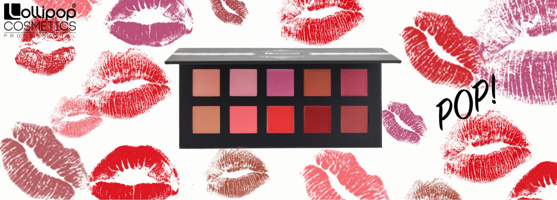 lipsticks pop