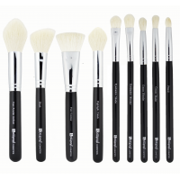 9 BRUSH SET REAL PROFESSIONAL