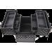 Професионален куфар за грим Black Rhomb