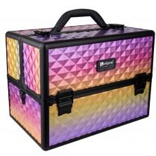 Професионален куфар за грим Rainbow Rhomb