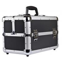 Професионален куфар за грим BLACK