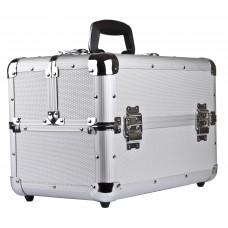 Професионален куфар за грим SILVER