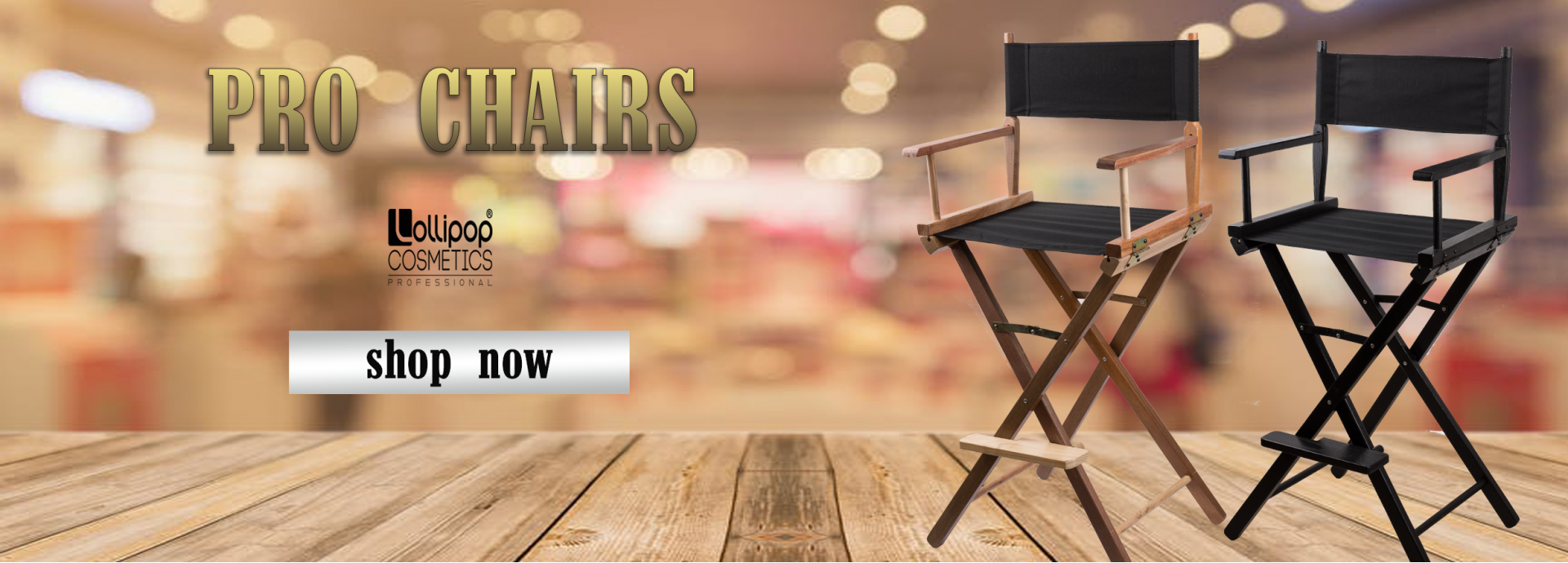 Грим столове, стол за грим, гримьорски стол, директорски стол