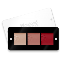 3 COLORS LIPSTICK PALETTE FALL EDITION