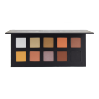 10 COLORS EYESHADOW PALETTE SICRETS