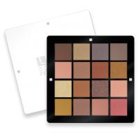 16 COLORS EYESHADOW PALETTE CREMONA