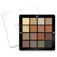 16 COLORS EYESHADOW PALETTE CESENA