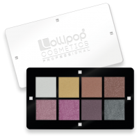 8 COLOR EYESHADOW PALETTE MONZA