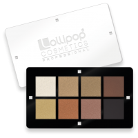 8 COLOR EYESHADOW PALETTE SICILIA