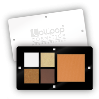5 COLORS EYESHADOW AND BLUSH PALETTE TARANO